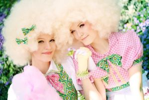Original: Candy Cotton Girls by y-o-s-s-i