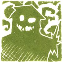 Balsa- Green Shadow by TheDeathGirl