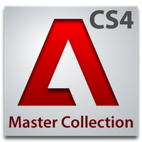 Adobe CS4 Dock Icon by tempest790
