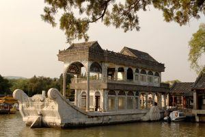 Marble Boat - 1 by wildplaces