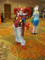 Animefest '12 - Harle by TexConChaser