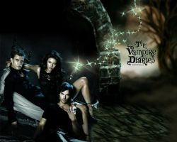 The Vampire Diaries by FioNat77