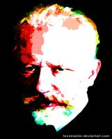 Color me Tchaikovsky by FaceMaster
