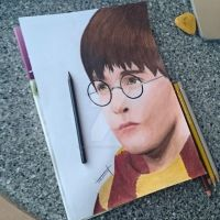 Harry Potter by rockmusicjunkie
