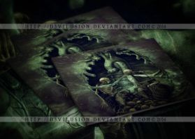 Cover Art 31-Digipak by D3vilusion