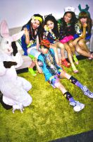 f(x) - Electric Shock edit by MysteriousAmulet