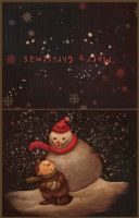 Xmas Card Template by SaintMaria666