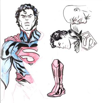 Superman Therapy by Redmasker