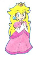 Princess Peach :3 by BlueLove5501