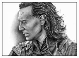 Loki/Tom Hiddleston by Anne86