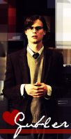 Spencer Reid by GublerLover