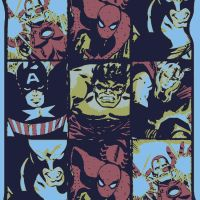 marvel comic's pop art by DevintheCool