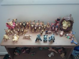 Lion King Figures by Twitterlu