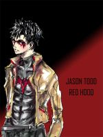 Jason Todd by C2ii