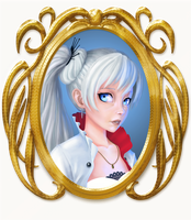 Weiss Schnee by TheRogueSPiDER