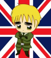 APH Chibi England by therazonofmylife