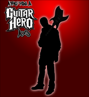 Guitar Hero by a2designs