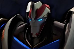 TFP: Smokescreen by LivingShadow95