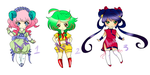 Cute Girl Adoptables revamping by Aunli