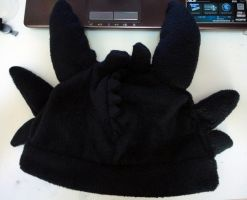 Toothless Hat by valaina-williams