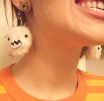 YETIS FO YO EARS by loveandasandwich