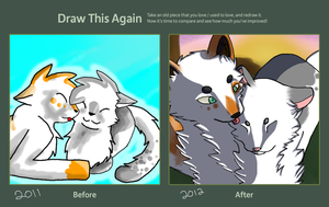 Draw It Again! by Meowberries