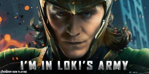 Loki's Army by HorsesOchHockey