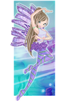 For the competition: Marin Sirenix by AmiryCostner