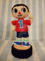 Amiibo Villager by Mrsroppa