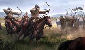 Battle of Melito by artofjokinen
