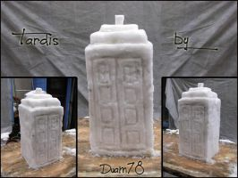 My Tardis by duamdrallibor