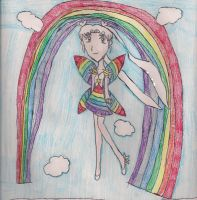 Fairy of the Cosmic Rainbow by Nemesis12