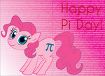 Pinkie Pi! by TheHarlequinHatter