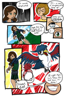 Totally Epic Battle: Page 5 by FlockofFlamingos
