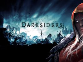 DARKSIDER RISE OF THE END by bless-rehman