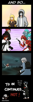 [Request] Rwby OC collection II by Rukotaro