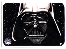 Darth Vadar psc by chrisfurguson