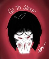 Jeff The Killer (Chibi) by creepyodd