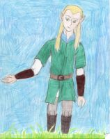 2,000 pageviews: Legolas by Halowing
