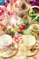 Tea Party Colors by WildWinyan