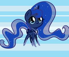 Chibi Luna by MoonShardDragon
