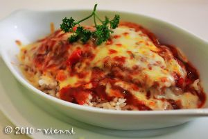 HKC Baked Rice by viennidemizerable