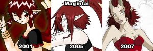 Quest for Improvment: Magintai by maureencreates