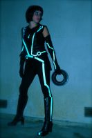 Tron Legacy: Quorra by CheesyHipster