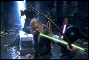 The Fellowship of the Jedi by GronHatchat