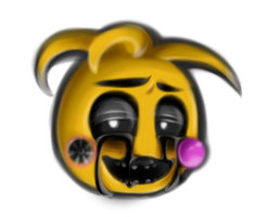 Toy Chica Doodle by Andiiiematronic