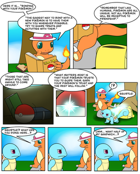 The Pokemon Trainer - Page 17 by Ryusuta
