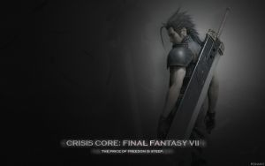 Crisis Core Wallpaper by Krast