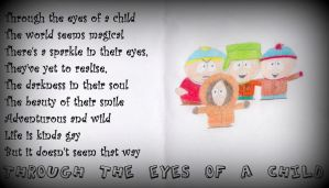 Through the eyes of a child by WayandIero