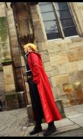 Edward Elric Cosplay brother.. by Moin2D